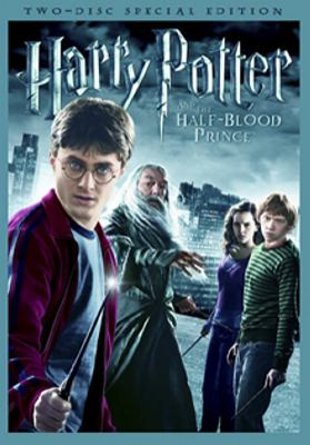 Harry Potter and the half-blood prince [Videoupptagning] = Harry Potter och halvblodsprinsen
