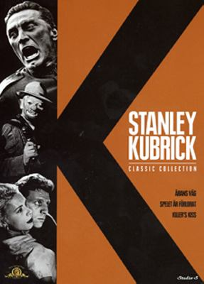 Stanley Kubrick classic collection Paths of glory = Ärans väg / screenplay by Stanley Kubrick ... ; produced by James B. Harris ; directed by Stanley Kubrick