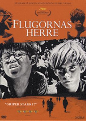 Lord of the flies [Videoupptagning] = Flugornas herre