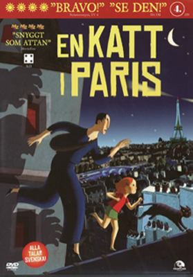 En katt i Paris