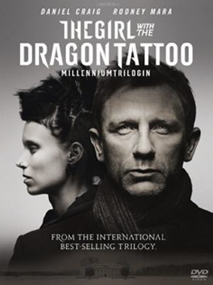 The girl with the dragon tattoo [Videoupptagning] = The girl with the dragon tattoo : millenniumtrilogin