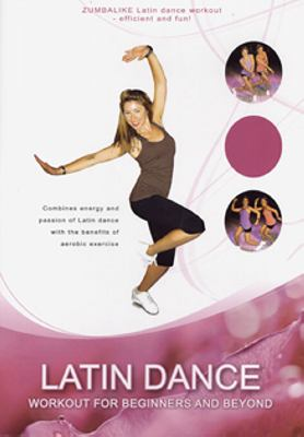 Latin dance workout for beginners and beyond