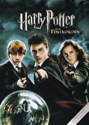 Harry Potter and the Order of the Phoenix [Videoupptagning] = Harry Potter och Fenixorden