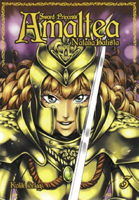 Sword princess Amaltea Bok 3