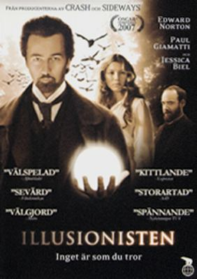 The illusionist [Videoupptagning] = Illusionisten