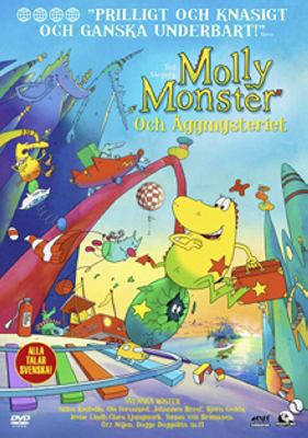 Molly Monster och äggmysteriet