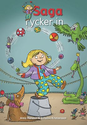 Saga rycker in