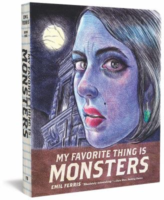 My favorite thing is monsters Book 1