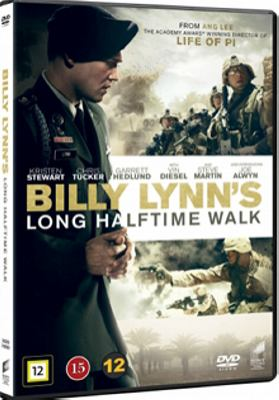 Billy Lynns long halftime walk
