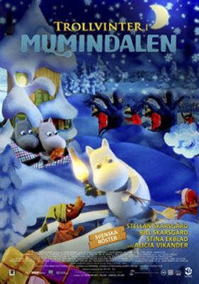 Moomins and the winter wonderland [Videoupptagning] = Trollvinter i Mumindalen
