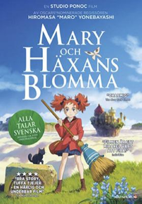Mary och häxans blomma [Videoupptagning] = Mary and the witch's flower