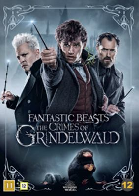 Fantastic beasts - the crimes of Grindelwald = [Videoupptagning] [Videoupptagning] : Fantastiska vidunder - Grindelwalds brott