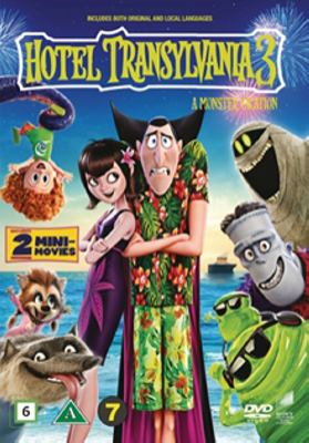 Hotel Transylvania 3 - a monster vacation [Videoupptagning] = Hotell Transylvanien 3 - En monstersemester