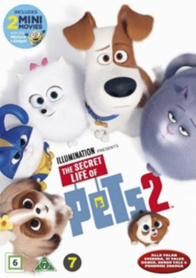 The secret life of pets 2 [Videoupptagning]