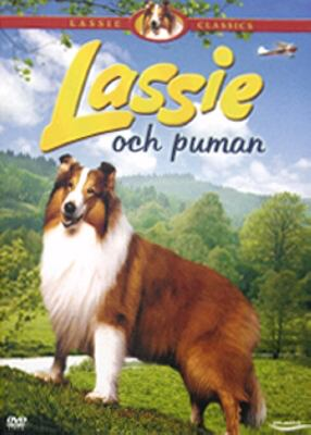 Lassie and the flight of cougar