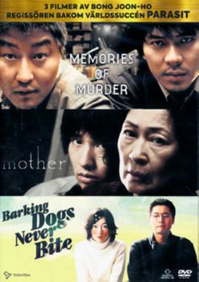 Memories of murder - Mother - Barking dogs never bite
